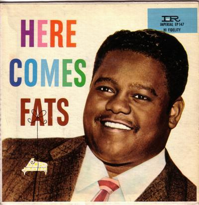 Here Comes Fats/ Original 1957 Ep With Cover