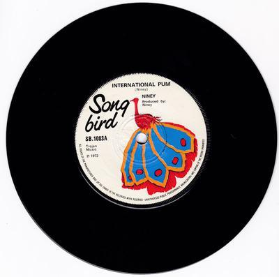 Niney c/w Observer - International Pum / Reggay Matic - Song Bird SB 1083