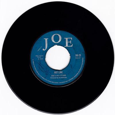 Pattie La Donn - Friends And Lovers / Hot Line - Joe DU 23