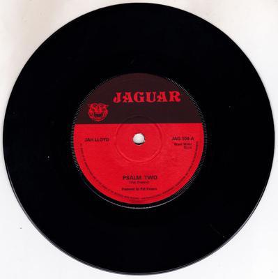 Jah Lloyd - Psalm Two / Chapter Two - Jaguar JAG102