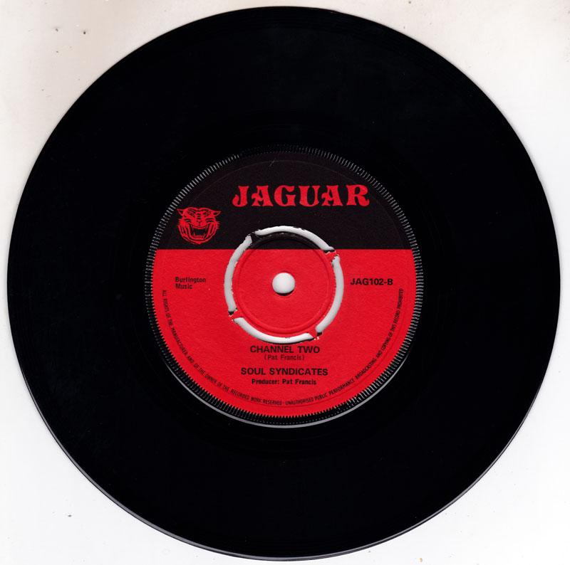 Jah Lloyd - Channel One / Channel Two - Jaguar JAG102