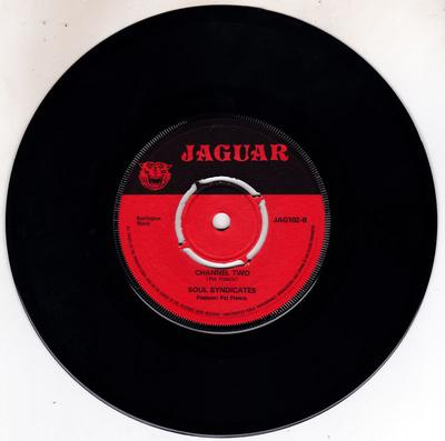 Jah Lloyd - Channel One / Channel Two - Jaguar JAG102