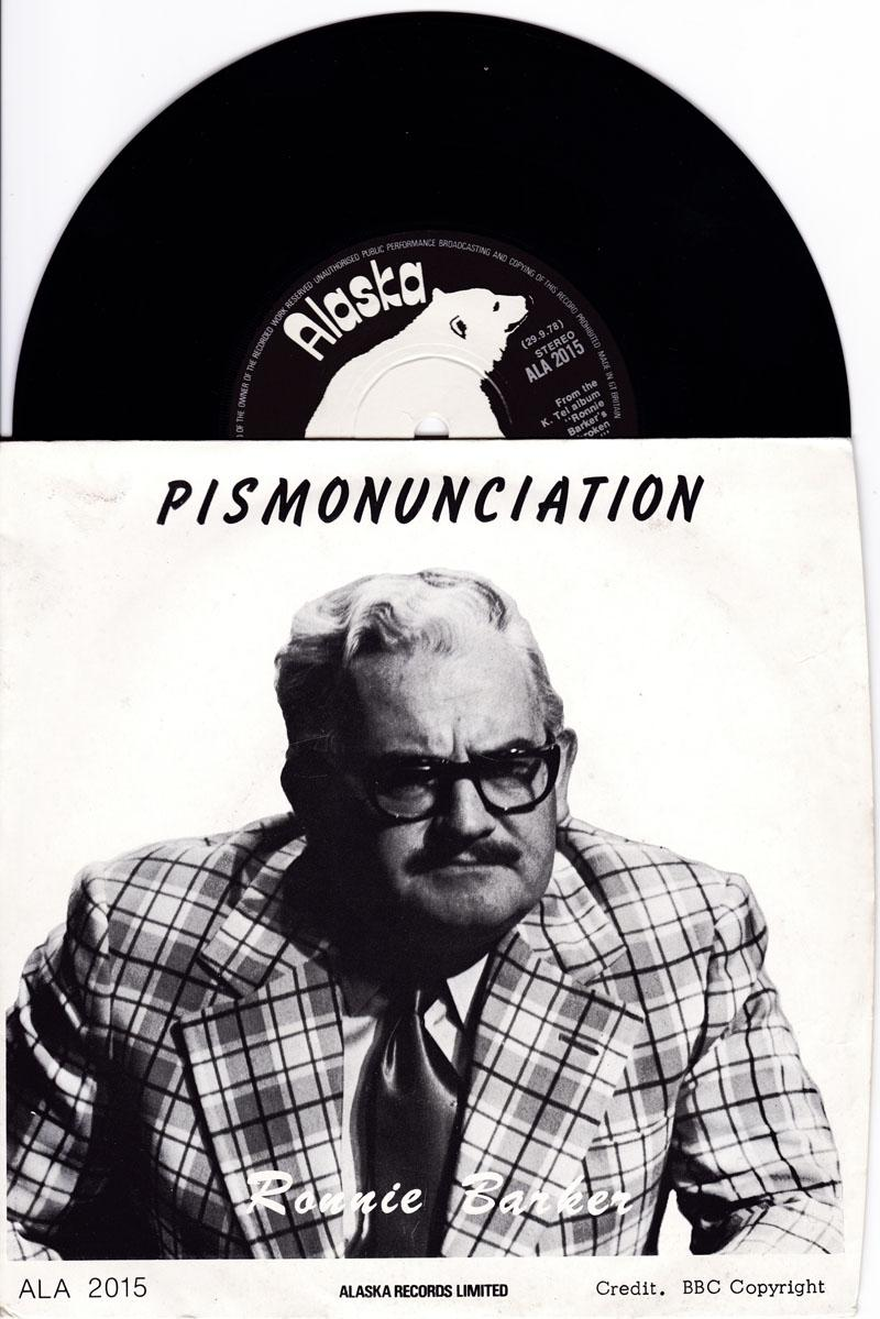 Pismonunciation/ The Vicar Of St. Cain And Abel
