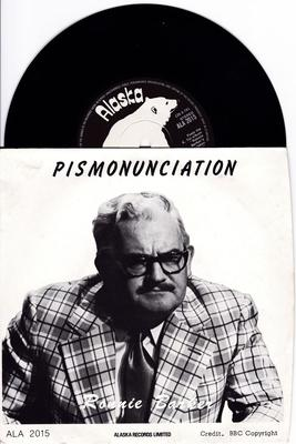 Image for Pismonunciation/ The Vicar Of St. Cain And Abel