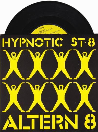 Hypnotic St-8/ Armageddon
