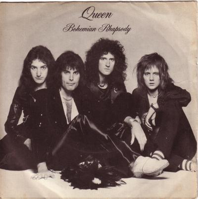 Bohemian Rhapsody/ I'm In Love With My Car