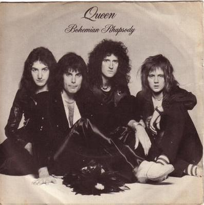 Image for Bohemian Rhapsody/ I'm In Love With My Car