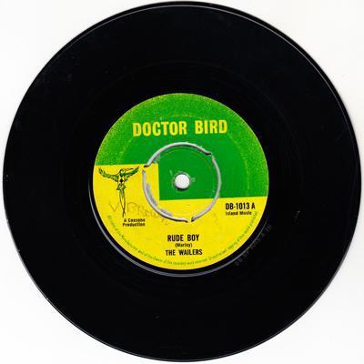 Image for Rude Boy/ Ringo's Theme (this Boy)