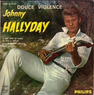 Douce Violence/ 1961 French Ep With Cover