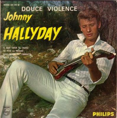 Image for Douce Violence/ 1961 French Ep With Cover