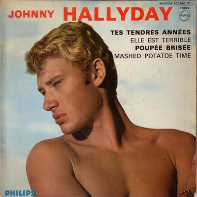 Image for Tes Tendres Annees/ 1963 French Ep With Cover