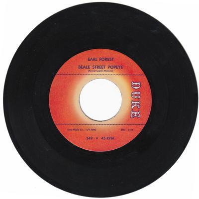 Beale Street Popeye/ Memphis Twist