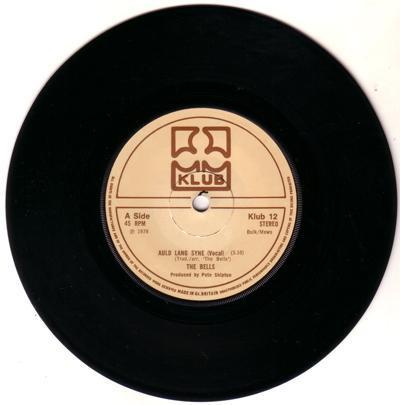 Auld Lang Syne/ Auld Lang Syne Disco