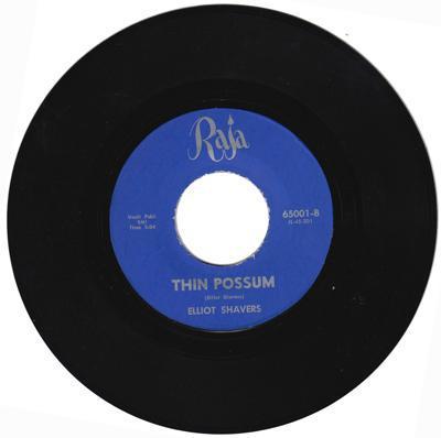 Thin Possum/ A Little Taste