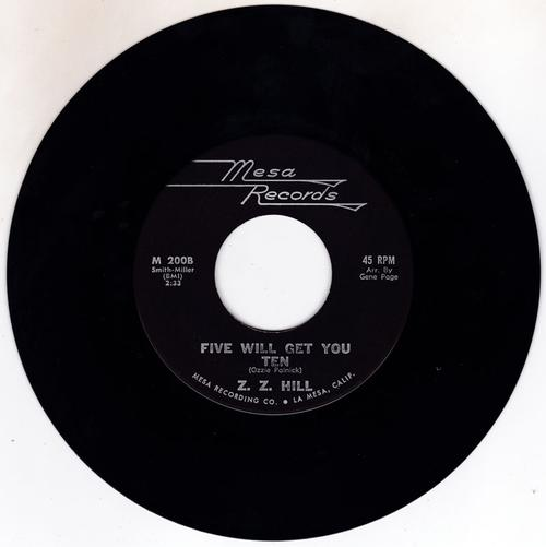 Five Will Get You Ten/ The Right To Love