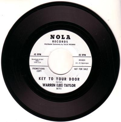 Key To The Door/ Every Day Every Hour