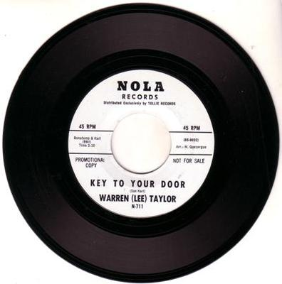 Image for Key To The Door/ Every Day Every Hour