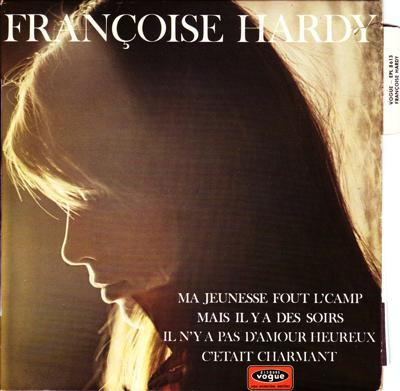 Ma Jeunesse Fout L'camp/ 4 Track Ep With Cover