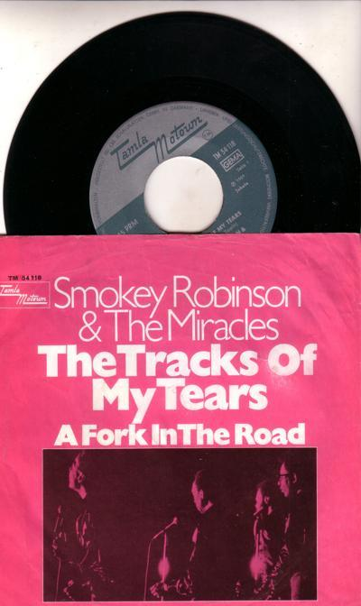 The Tracks Of My Tears/ A Fork In The Road