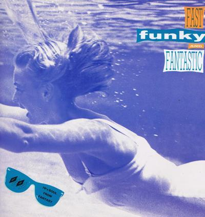 Fast Funky And Fantastic/ 14 Galaxy & Fantasy Recordings