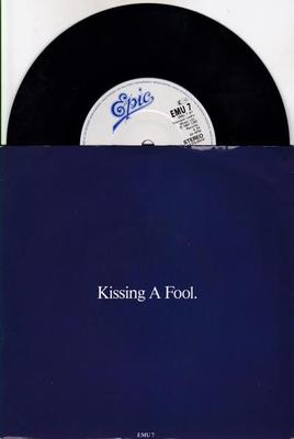 Image for Kissing A Fool/ Same Instrumental