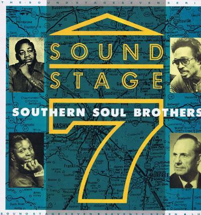 Sound Stage 7 - Southern Soul Brothers/ 1987 Uk Press