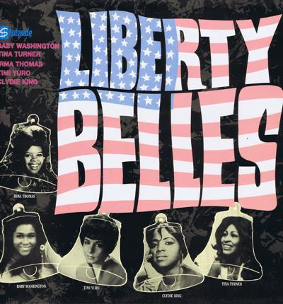 Liberty Belles/ 16 Track Uk Press