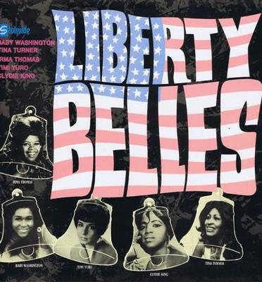 Image for Liberty Belles/ 16 Track Uk Press