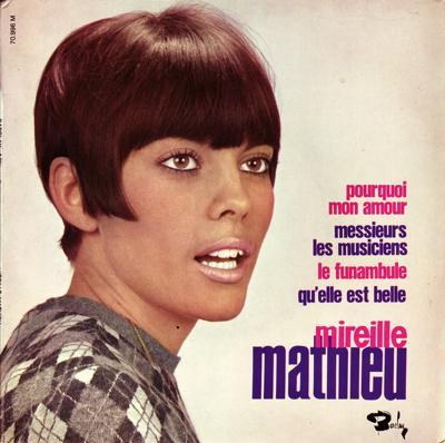 Ourquoi Mon Amour/ 1965 4 Track Ep With Cover