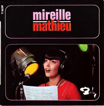 Afdieu A La Nuit/ 1967 4 Track Ep With Cover
