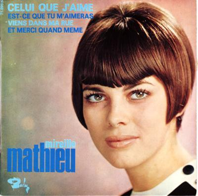 Celui Que J'aime/ 4 Track Ep With Cover