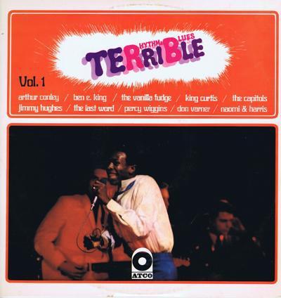Terrible Rhythm And Blues Vol. 1/ 1967 French Press