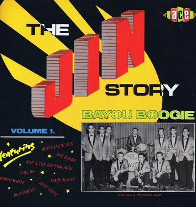 The Jin Story/ 1985 Uk Compilation