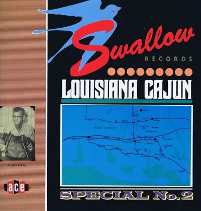 Louisana Cajun Special No. 2/ 1986 Uk Press