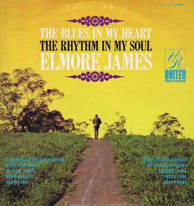 Blues In My Heart The Rhythm In My Soul/ Rare And Immaculate!