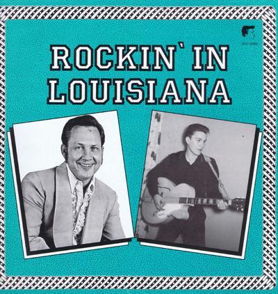 Rockin' In Louisiana/ 15 Track Dutch Press