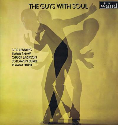 Guys With Soul/ Rare 1970 Uk Press