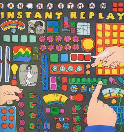 Instant Replay/ 1978 Uk Press