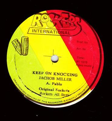 Image for Keep On Knocking/ Love Won't Come Easy