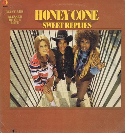 Sweet Replies/ Orignal 1971  Texture Gatefold