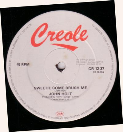 Sweetie Come Brush Me/ Version