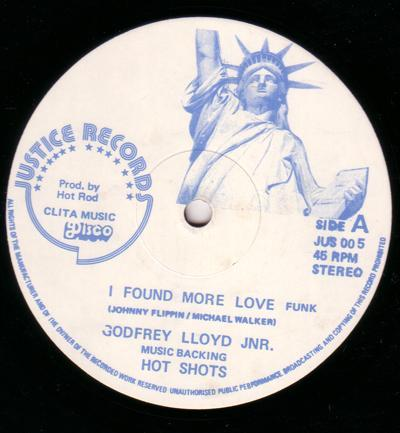 Court Majesty/ I Found More Love