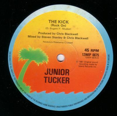 The Kick (rock On)/ Peanut Butter
