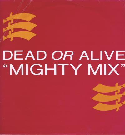 "Mighty Mix/ Promo Only 12"" In Special Slv"