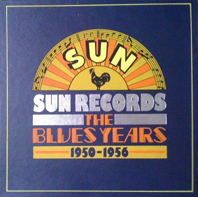 Sun Records - The Blues Years 1950 - 56/ 9 Lp Box Set With Booklet