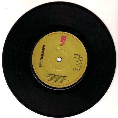 Trammps Disco Theme/ Love Epidemic