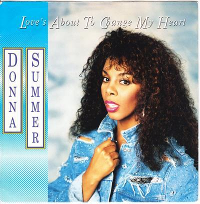 Love's About To Change My Heart/ Same: Instrumental