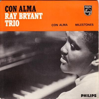 Con Alma/ 1961 Uk Ep With Cover