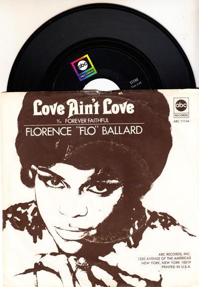 Love Ain't Love/ Forever Faithful