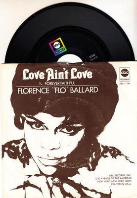 Image for Love Ain't Love/ Forever Faithful